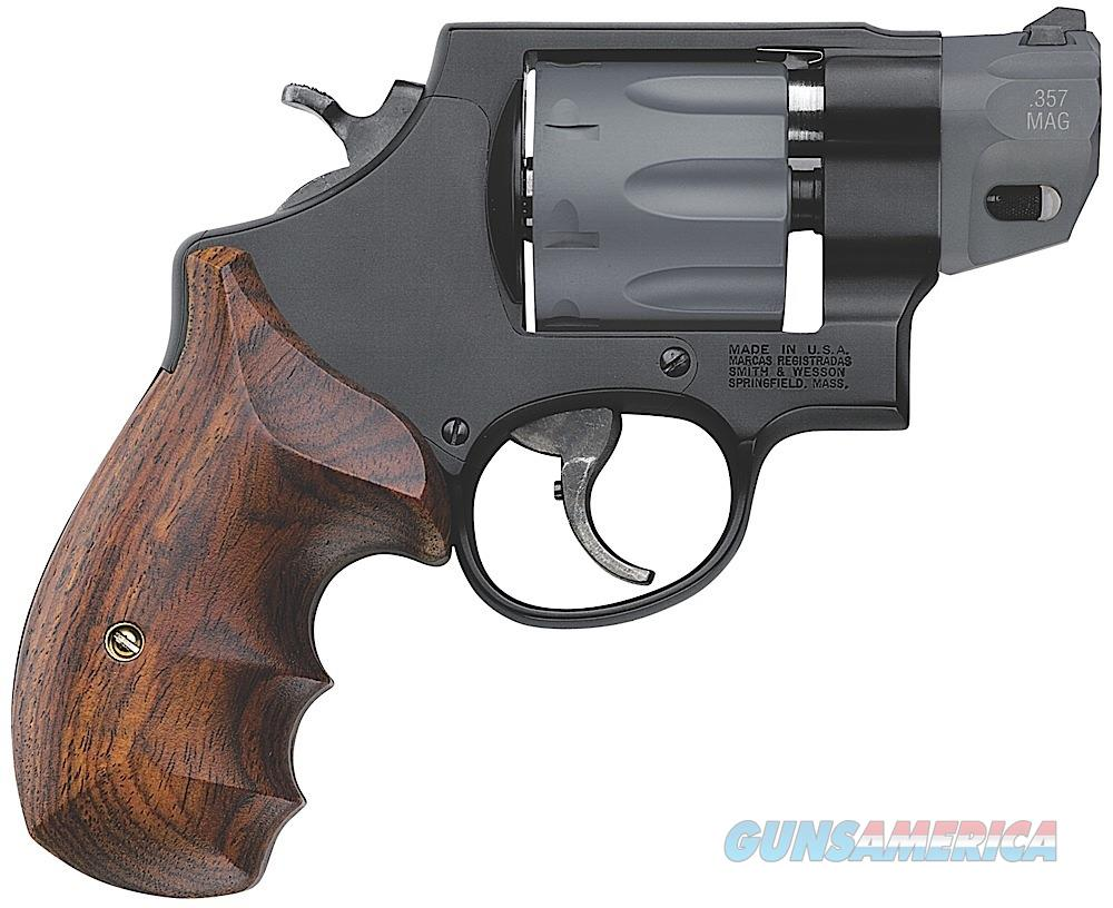 "Smith & Wesson 327 PC 170245 NIB 357 MAG 2"" BBL TT  Guns > Pistols > Smith & Wesson Revolvers > Full Frame Revolver"
