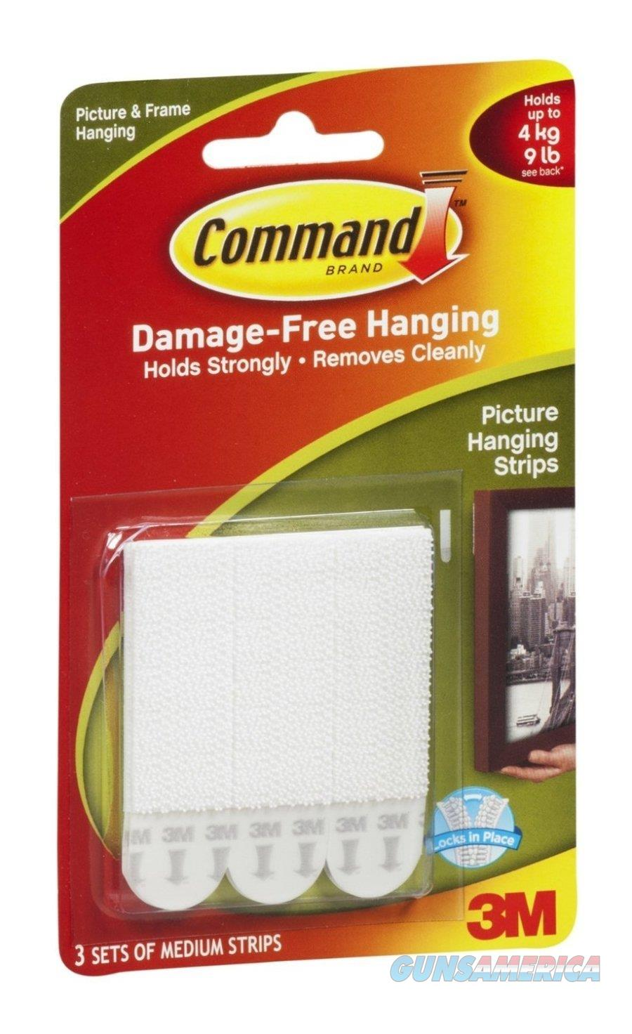 Command Damage Free Hooks 9 lb 3 Pair  Non-Guns > Miscellaneous