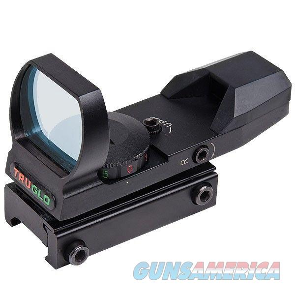TruGlo Dual Color Red Dot Sight Illuminated 5-MOA  Non-Guns > Iron/Metal/Peep Sights
