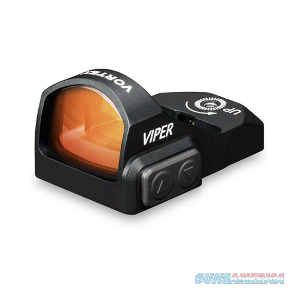 Vortex Viper Red Dot Scope 6 MOA Dot and Hat  Non-Guns > Scopes/Mounts/Rings & Optics > Tactical Scopes > Red Dot