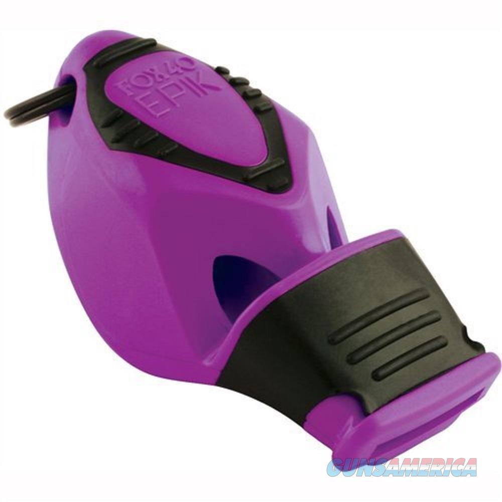 Fox 40 Epik CMG Safety Whistle Purple  Non-Guns > Miscellaneous