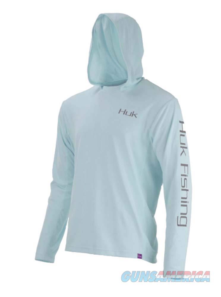 Huk Icon Hoodie Plein Air Medium  Non-Guns > Hunting Clothing and Equipment > Clothing > Shirts