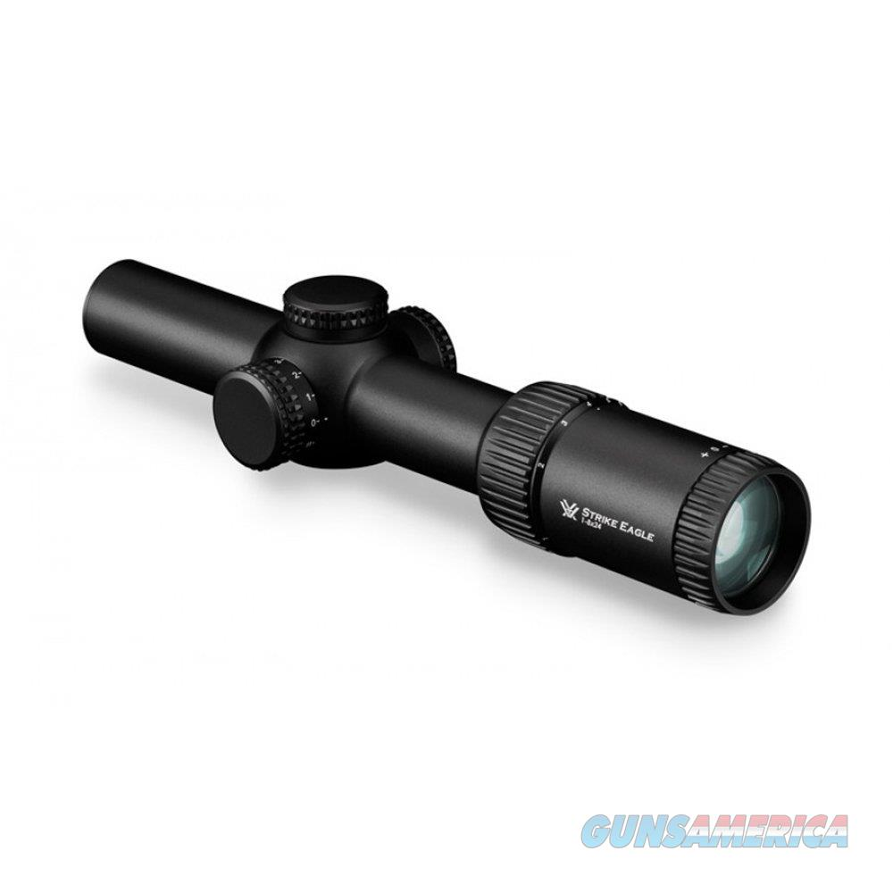 Vortex Strike Eagle Rifle Scope 1-8x24 AR-BDC2  Non-Guns > Charity Raffles