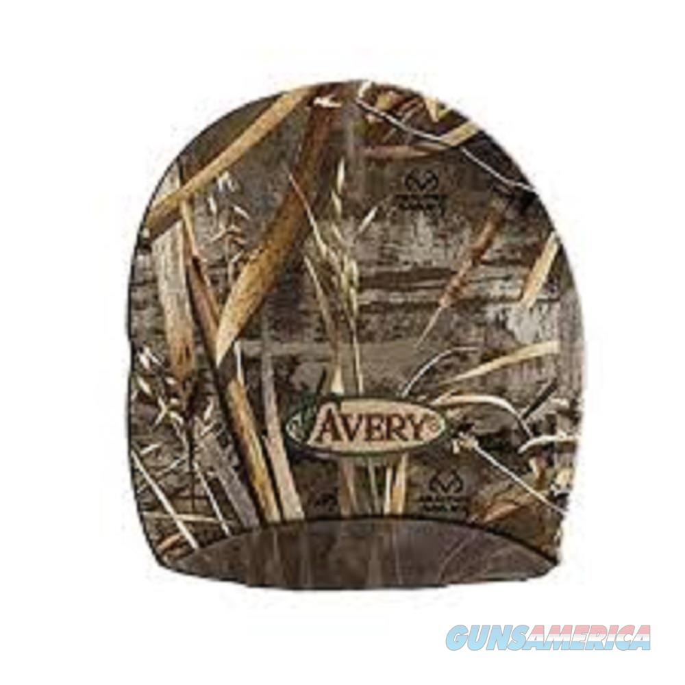 Avery Fleece Skull Cap Max 5 Camo  Non-Guns > Hunting Clothing and Equipment > Clothing > Hats