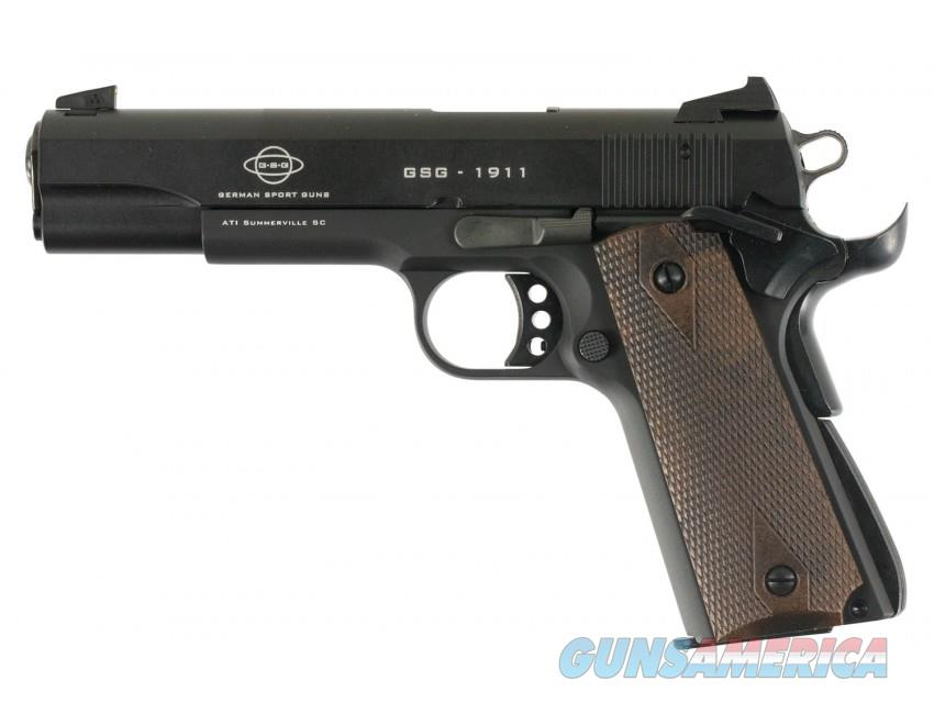 "ATI 1911 22 LR GERG2210M1911 NIB 5""BBL BLK 10+1  Guns > Pistols > G Misc Pistols"