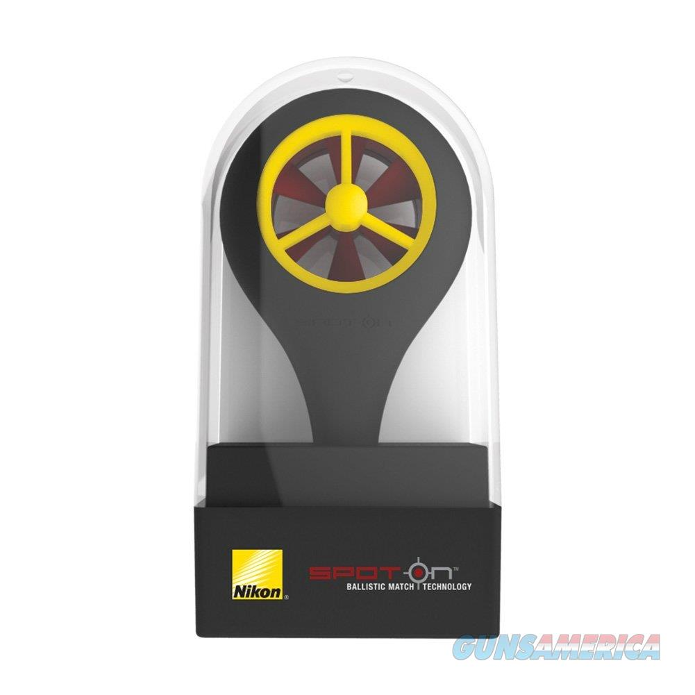 Nikon Spot On Wind Meter for iPhone - 16144  Non-Guns > Miscellaneous