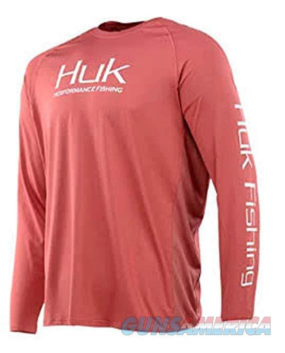 Huk Pursuit Vented Long Sleeve Cedar Large  Non-Guns > Hunting Clothing and Equipment > Clothing > Shirts