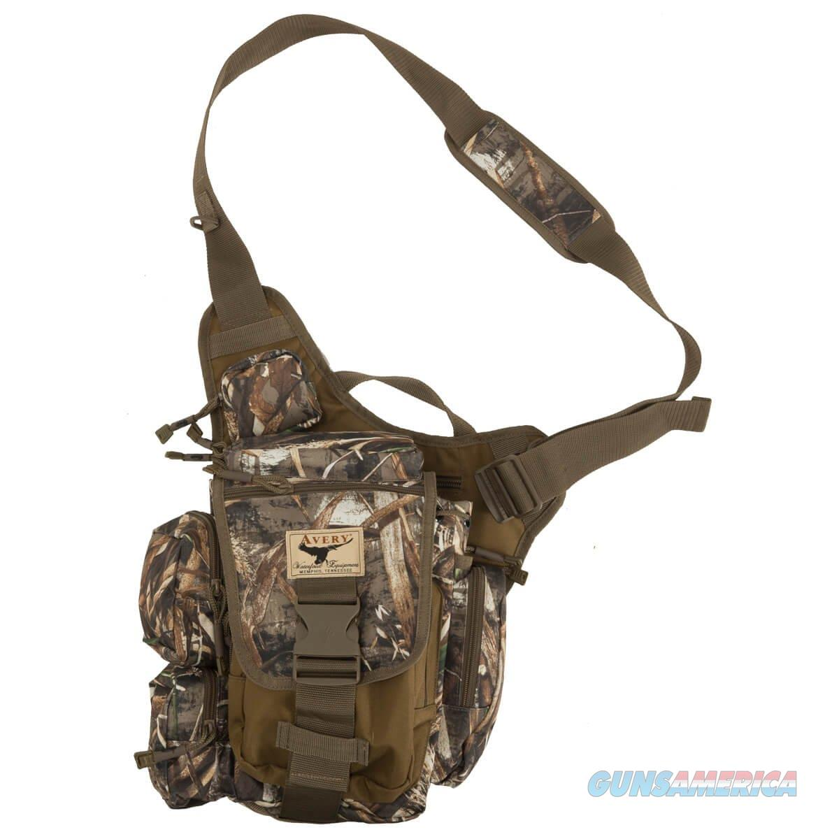 Avery Messenger Bag With Carry Handle and Shoulder Strap, Max 5 - 00681  Non-Guns > Hunting Clothing and Equipment > Backpacks
