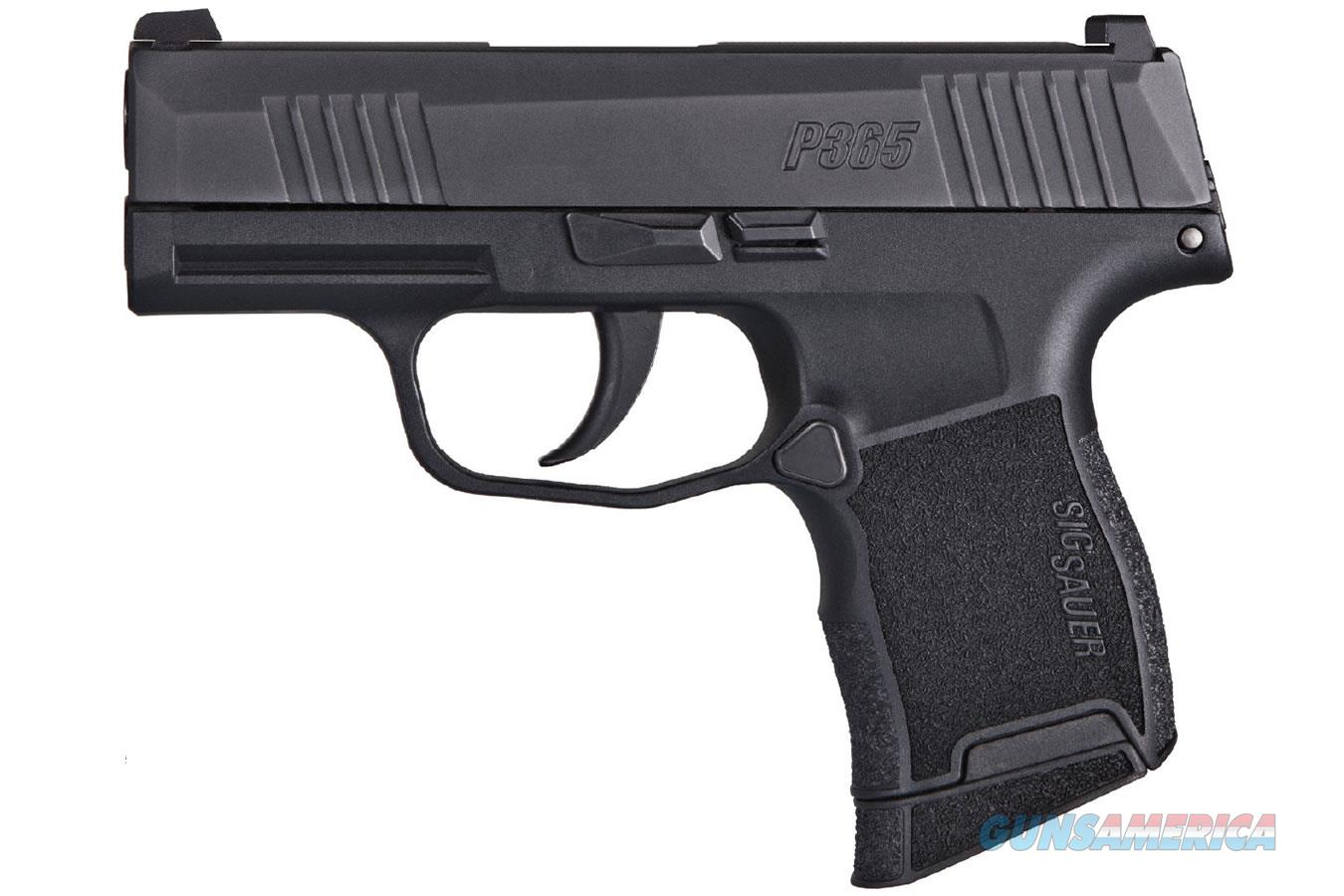 "Sig Sauer P365 365-9-BXR3 NIB 9 MM X-RAY 3.1"" 10+1  Guns > Pistols > Sig - Sauer/Sigarms Pistols > Other"