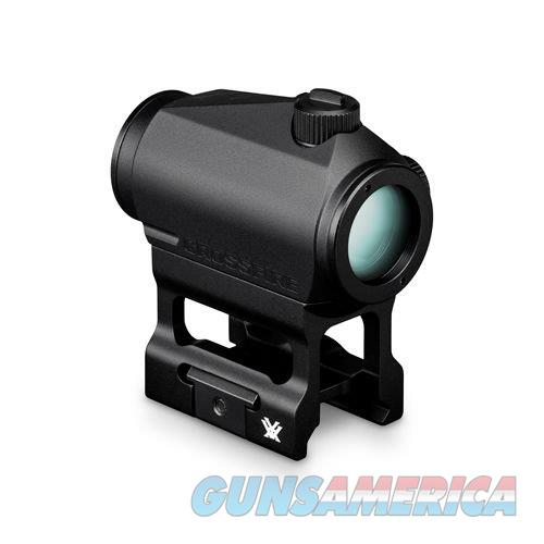 Vortex Crossfire Red Dot Sight 2 MOA and Hat  Non-Guns > Iron/Metal/Peep Sights