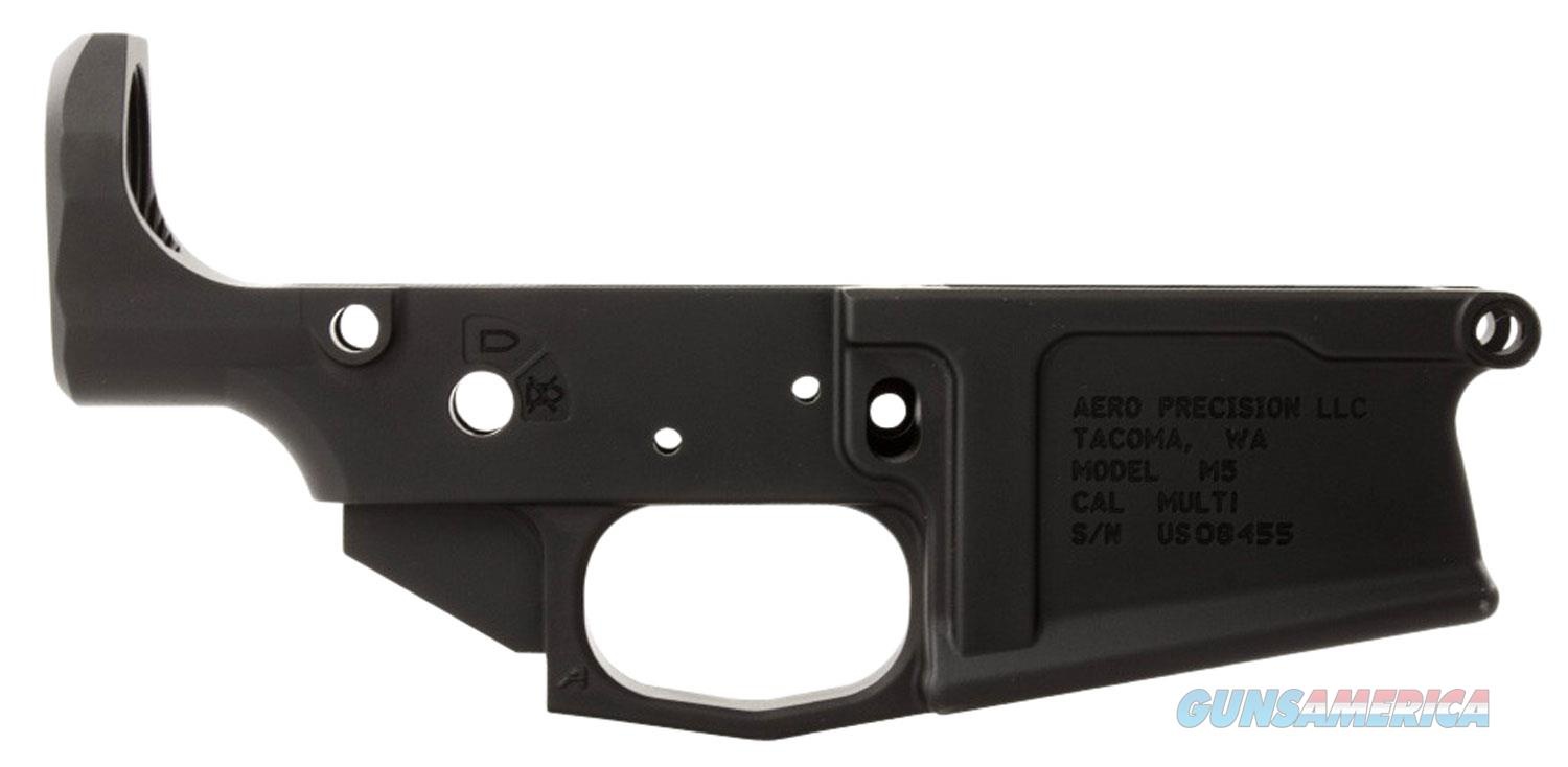 Aero M5 308 Stripped Lower AR-10 APAR308003C NIB  Guns > Rifles > Aero Precision > Aero Precision Rifles