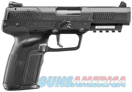"FN Five Seven 3868929300 NIB 5.7x28 mm 4.8"" BBL  Guns > Pistols > FNH - Fabrique Nationale (FN) Pistols > FiveSeven"