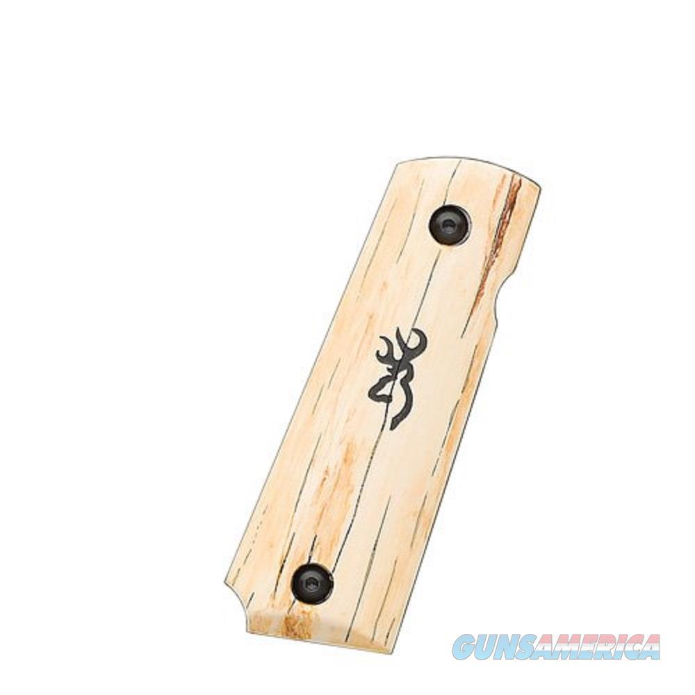 Browning 1911-22 1911-380 Ivory Grips  Non-Guns > Gunstocks, Grips & Wood