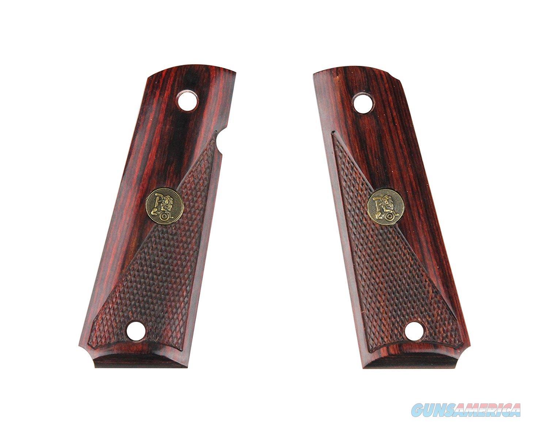 Pachmayr Renegade Wood Laminate Grips 1911 00445  Non-Guns > Gunstocks, Grips & Wood