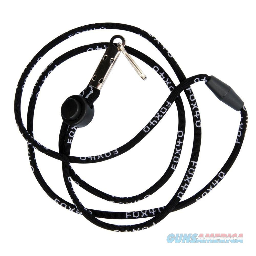 Fox 40 Breakaway Lanyard Black  Non-Guns > Miscellaneous