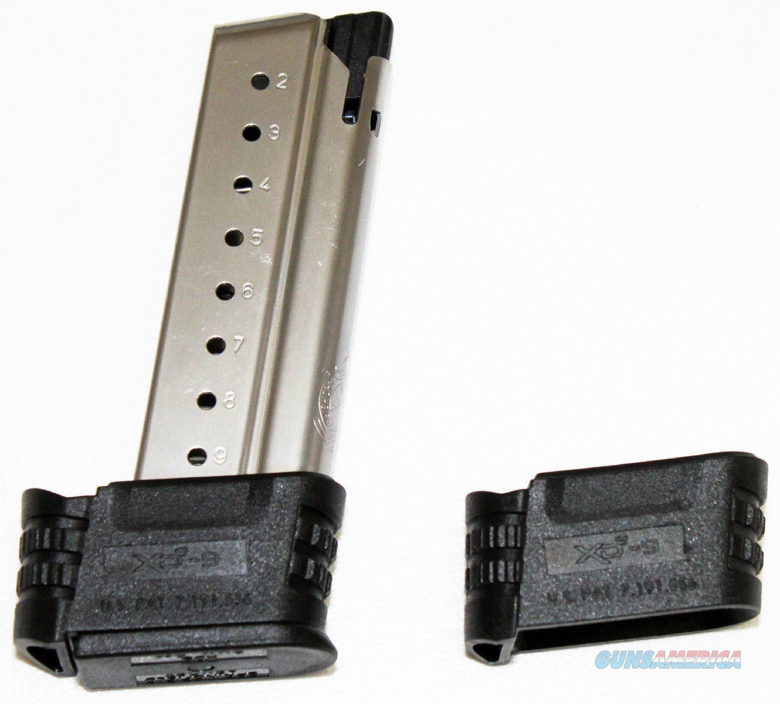 Springfield Armory XDs 9mm 9 Round Ext. Magazine  Non-Guns > Magazines & Clips > Pistol Magazines > Other