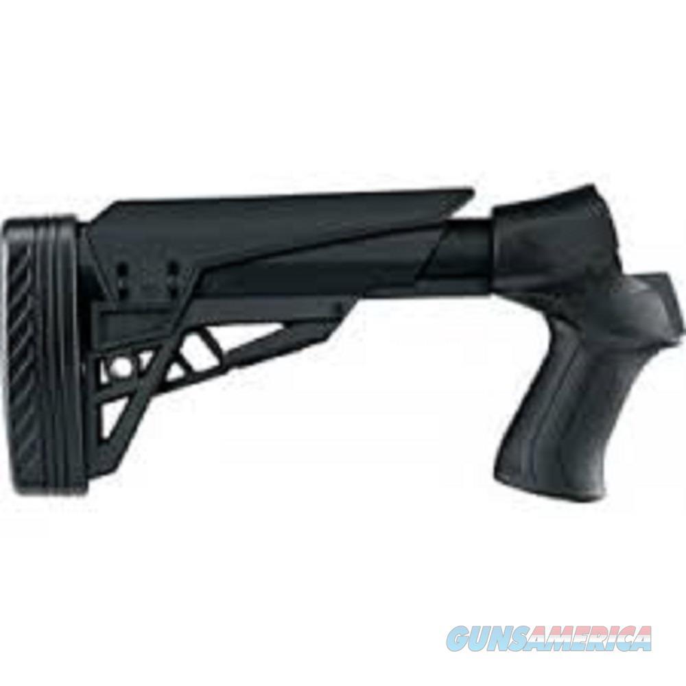 ATI Mossberg Remington 12 Ga TactLite Stock Black  Non-Guns > Gun Parts > Stocks > Polymer