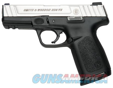 "Smith & Wesson SD9VE 223900 NIB 9mm 4"" Barrel  Guns > Pistols > Smith & Wesson Pistols - Autos > Polymer Frame"