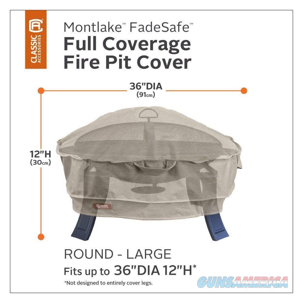Classic Accessories Montlake Fire Pit Cover  Non-Guns > Miscellaneous