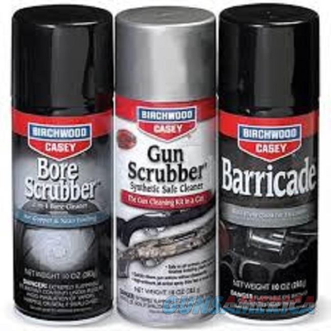 Birchwood Casey 1-2-3 Scrubber Value Pack  Non-Guns > Gunsmith Tools/Supplies