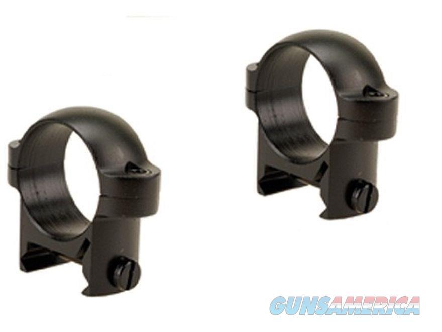 Burris Scope Zee Rings 1 Inch Low Height - 420083  Non-Guns > Charity Raffles