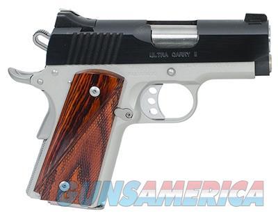 "Kimber Ultra Carry II 45 Acp 3"" BBL TT NIB 3200321  Guns > Pistols > Kimber of America Pistols > 1911"