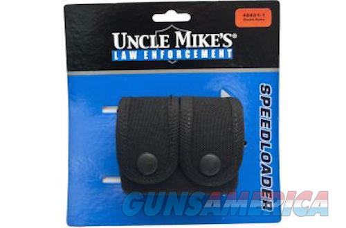 Uncle Mike's Fitted Speedloader Case .38/.357  Non-Guns > Magazines & Clips > Pistol Magazines > Other