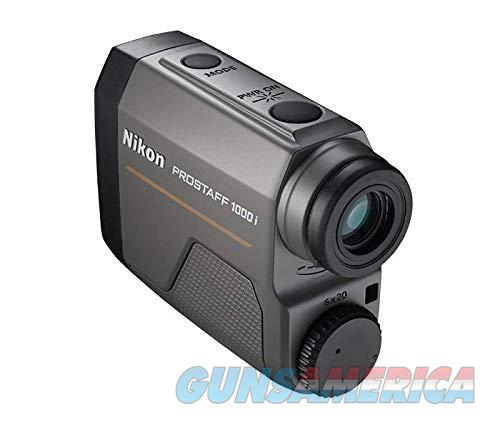 Nikon Prostaff 1000i Laser Rangefinder 16663 NEW  Non-Guns > Scopes/Mounts/Rings & Optics > Non-Scope Optics > Rangefinders