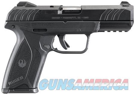 "Ruger Security 9 9 MM 4"" BBL NIB 9MM 15+1  Guns > Pistols > Ruger Semi-Auto Pistols > Security 9"