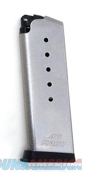 Kahr Arms K40 CM40 .40 S&W 6 Round Magazine - K420  Non-Guns > Magazines & Clips > Pistol Magazines > Other