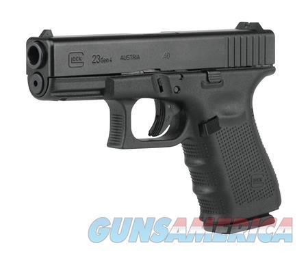 "Glock 23 G4 NIB 40SW 4"" BBL PG2350203 G23 Gen4  Guns > Pistols > Glock Pistols > 23"