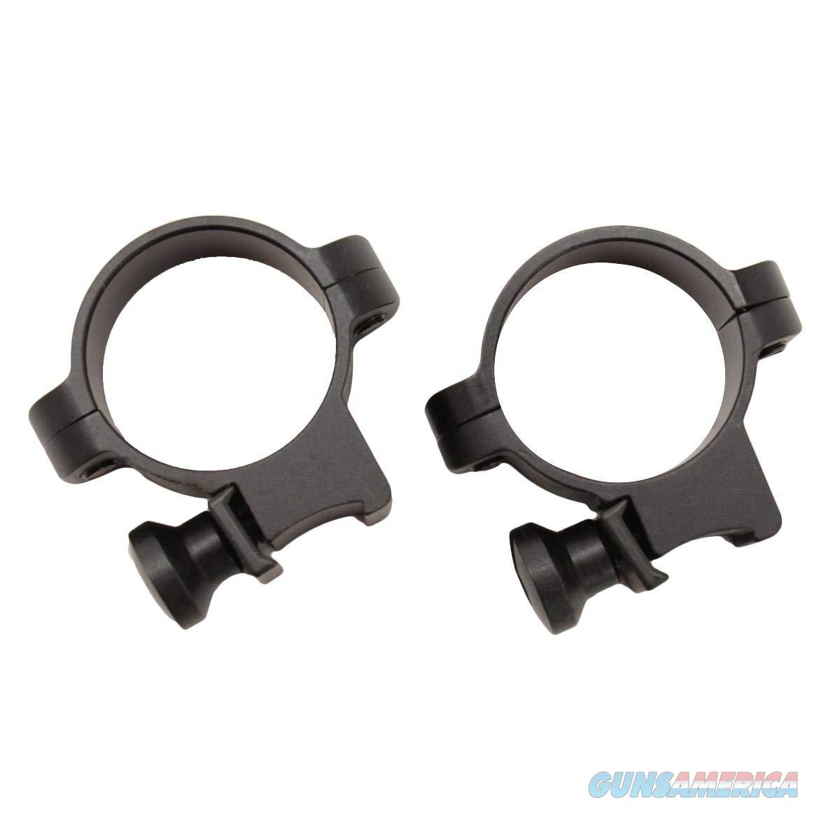 "Burris 1"" Rimfire Scope Rings, Medium, 22 Grooved, Black - 420071  Non-Guns > Charity Raffles"