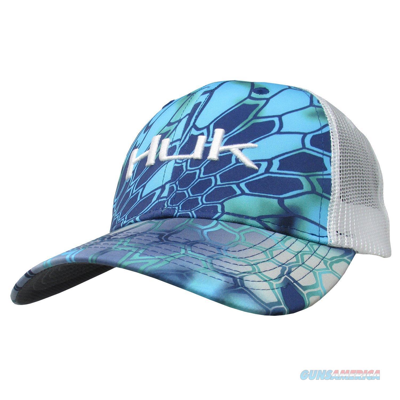 Huk Kryptek Logo Trucker Cap Pontus  Non-Guns > Hunting Clothing and Equipment > Clothing > Hats