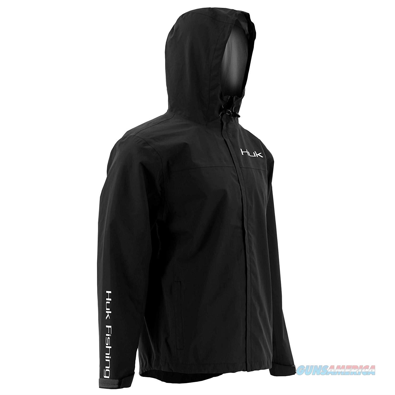 Huk Camo Packable Jacket 2X Charcoal  Non-Guns > Shotgun Sports > Vests/Jackets