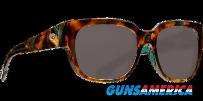 Costa Waterwoman Sunglasses Tortoise Gray 580P  Non-Guns > Miscellaneous
