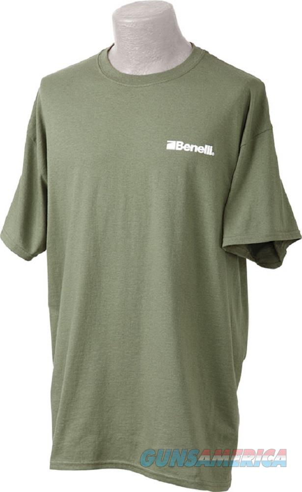 Benelli Troop Support OD T-Shirt Size X-L 93003XL  Non-Guns > Paintball > Clothing