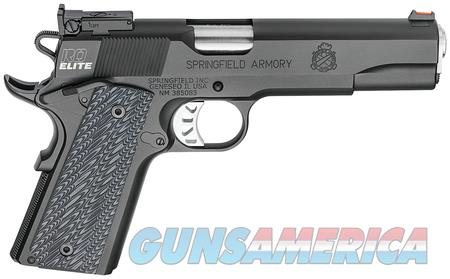 "Springfield RO Elite Target 9 MM 5""BBL NIB PI9129E  Guns > Pistols > Springfield Armory Pistols > 1911 Type"