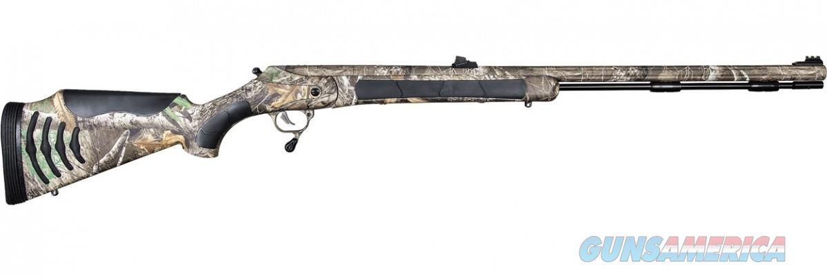 Thompson Center Triumph 50 Cal 12274 RealTree Edge  Guns > Rifles > Thompson Center Muzzleloaders > Inline Style