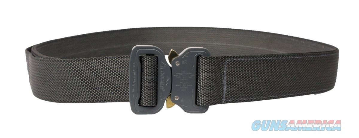 Elite Survival CO Shooters Belt LG Gray  Non-Guns > Holsters and Gunleather > Police Belts/Holsters