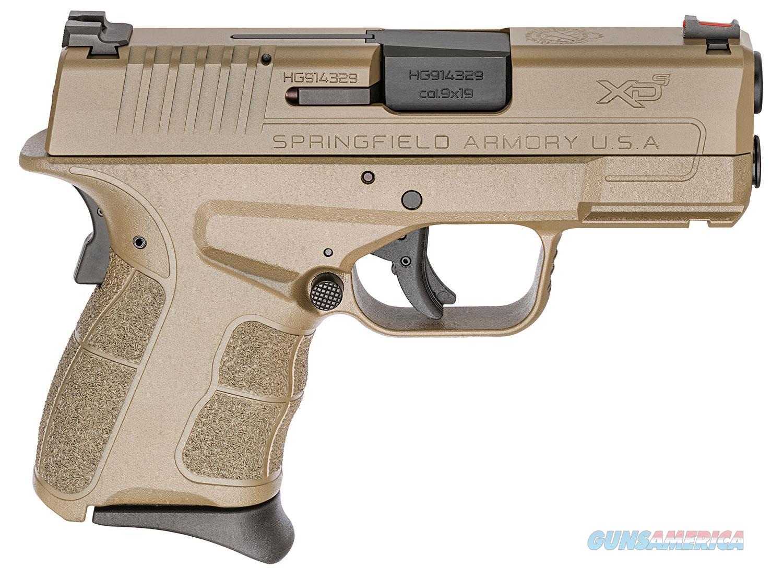"""Springfield XDS Mod 2 9 MM XDSG9339F 3.3""""BBL NIB  Guns > Pistols > Springfield Armory Pistols > XD-S"""