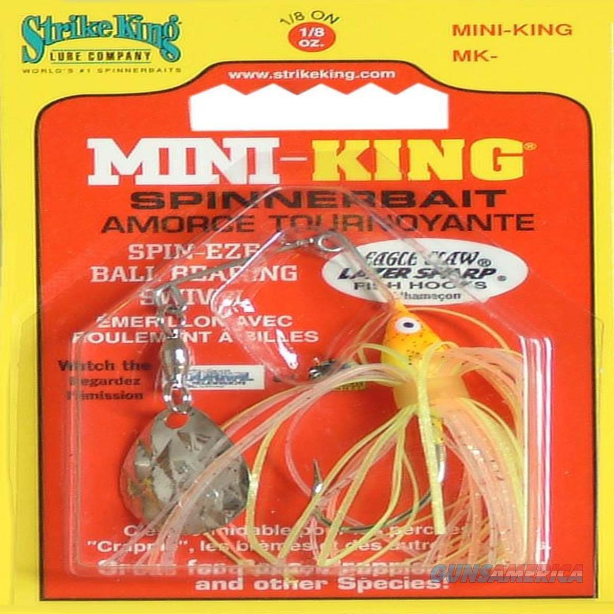 Strike King Mini King Spinnerbait Perch  Non-Guns > Fishing/Spearfishing