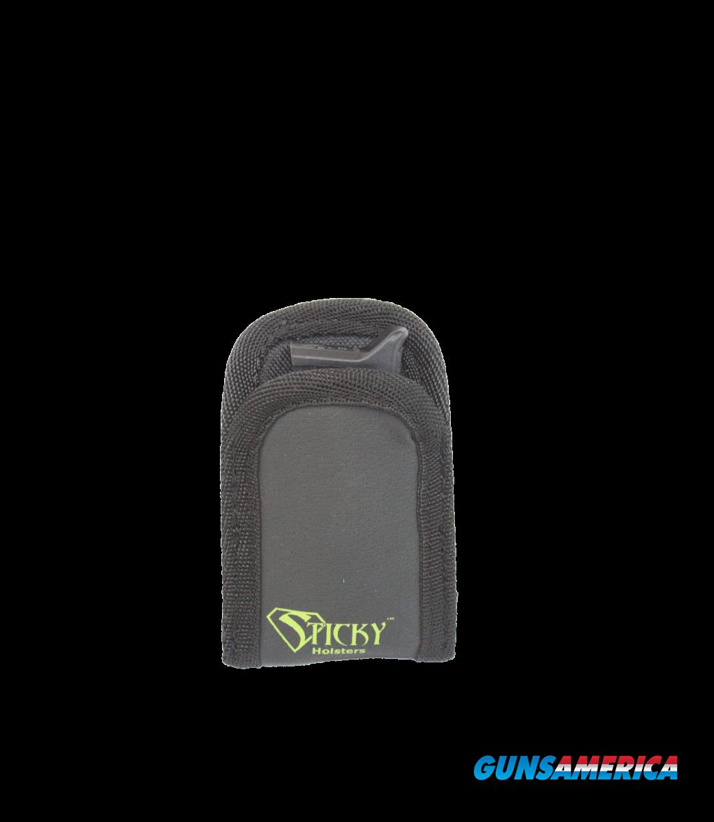 Sticky Holster Mini Mag Sleeve Black  Non-Guns > Holsters and Gunleather > Concealed Carry
