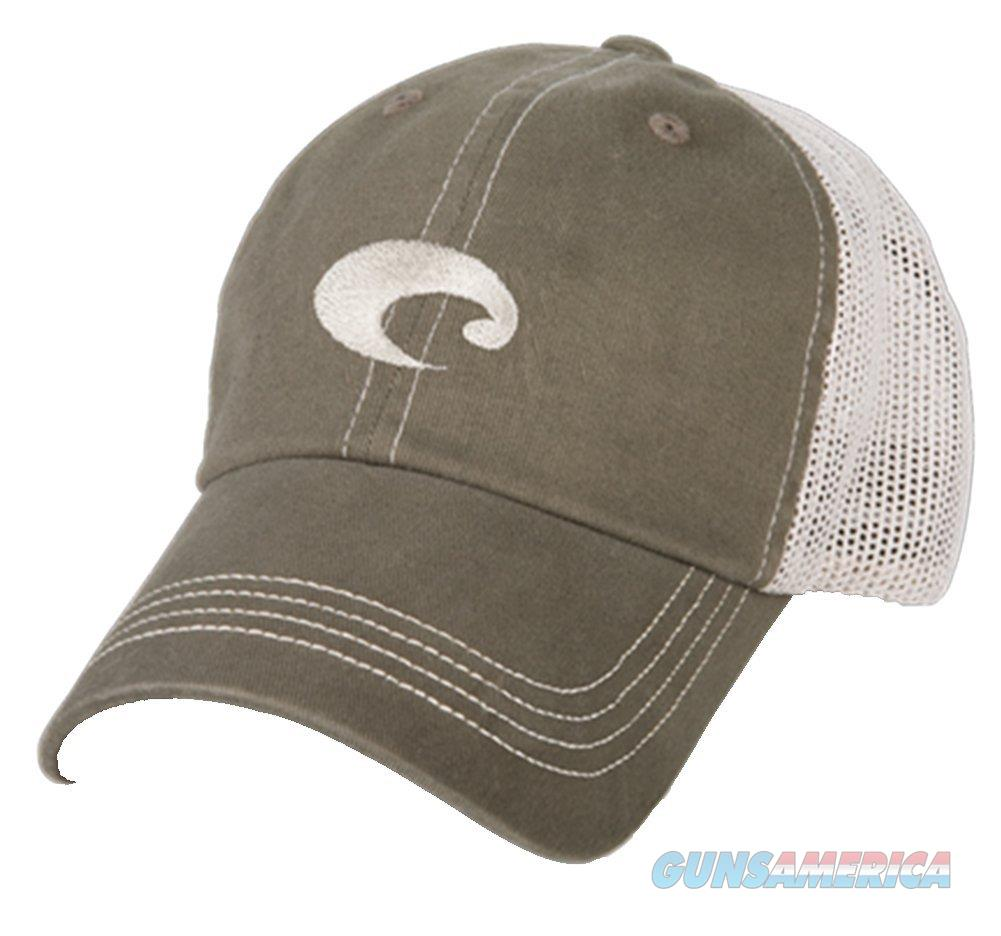 Costa Del Mar Mesh Hat Moss Stone  Non-Guns > Hunting Clothing and Equipment > Clothing > Hats