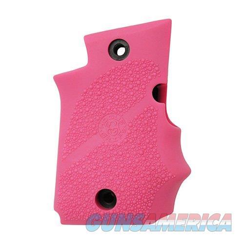 Hogue Pink Rubber Grips for Sig Sauer P938 - 98087  Non-Guns > Gunstocks, Grips & Wood