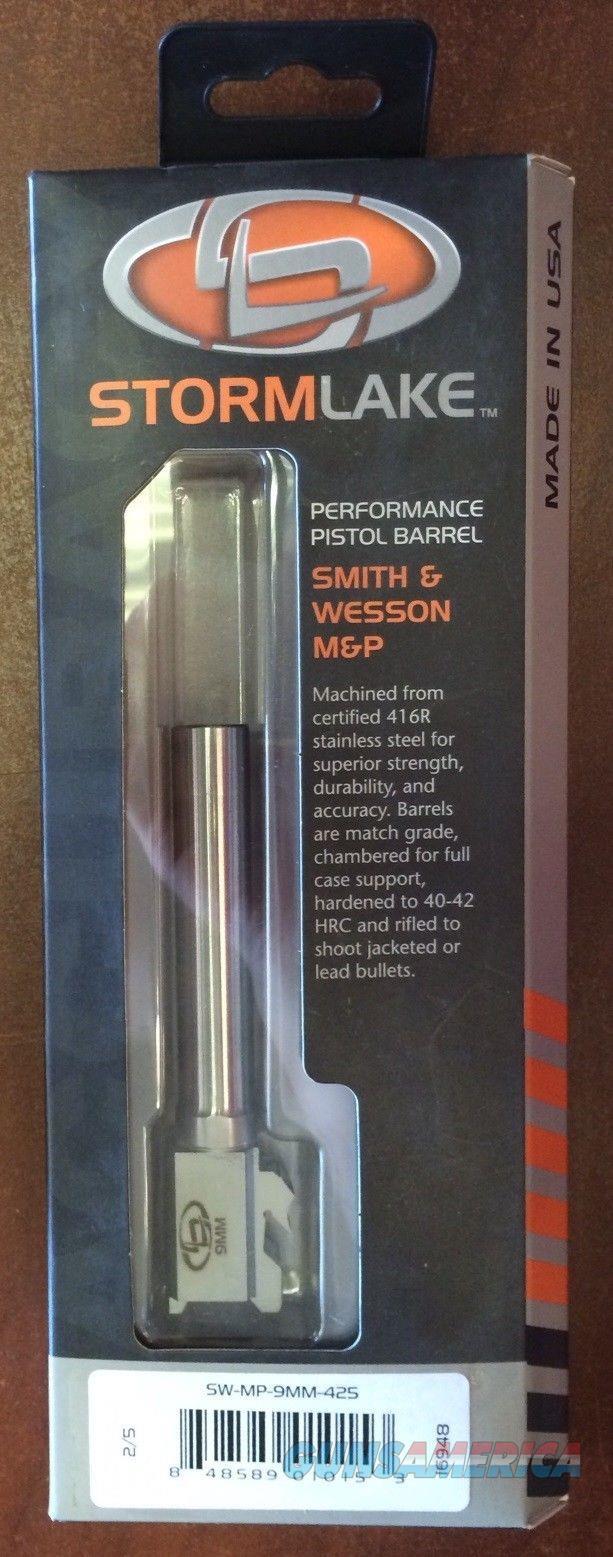 Storm Lake Smith & Wesson M&P Full Size 9mm Barrel  Non-Guns > Barrels
