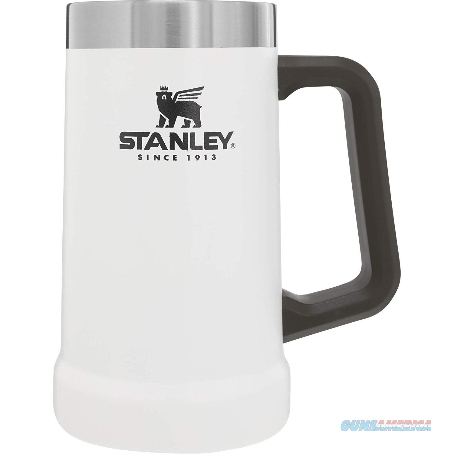 Stanley Adventure Steel Stein 24 Oz White  Non-Guns > Miscellaneous