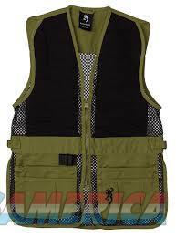 Browning Junior Trapper Creek Shooting Vest LG  Non-Guns > Shotgun Sports > Vests/Jackets