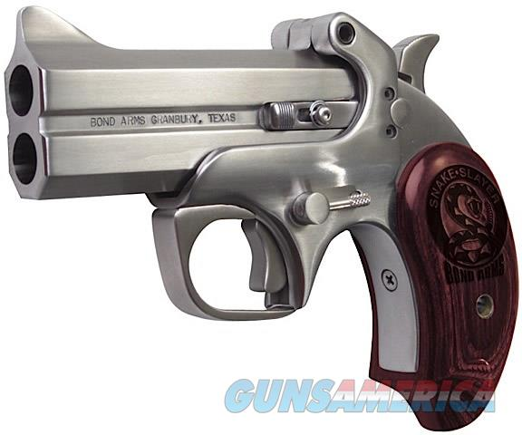 "Bond Arms Snakeslayer 45 Colt 410 Ga NIB 3.5""BBL  Guns > Pistols > Bond Derringers"
