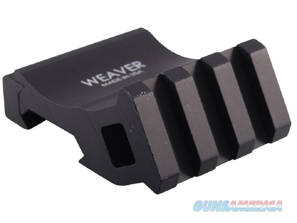 Weaver Tactical Offset Rail Adaptor - 99671  Non-Guns > Scopes/Mounts/Rings & Optics > Mounts > Traditional Weaver Style > Flat
