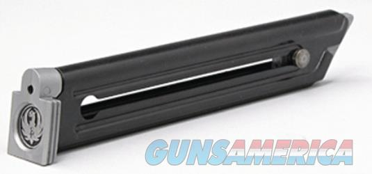 Ruger Mark I MK I Old Style 22 LR 9 Round Magazine  Non-Guns > Magazines & Clips > Pistol Magazines > Other
